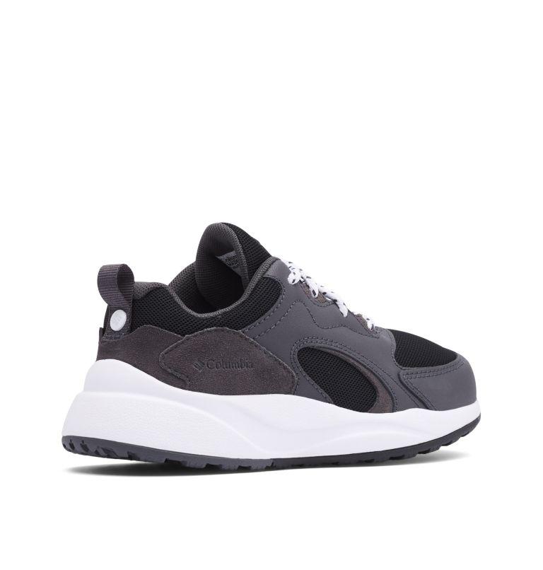 YOUTH PIVOT™ | 010 | 6 Youth Pivot™ sneaker, Black, White, 3/4 back