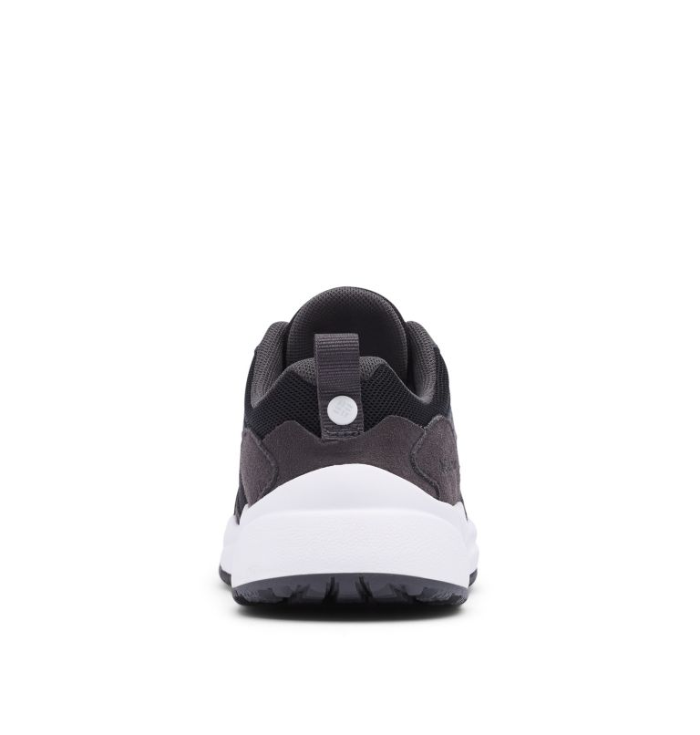 YOUTH PIVOT™ | 010 | 6 Big Kids' Pivot™ Shoe, Black, White, back
