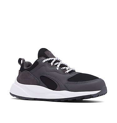 Sneakers Pivot™ Enfant YOUTH PIVOT™ | 421 | 1, Black, White, 3/4 front