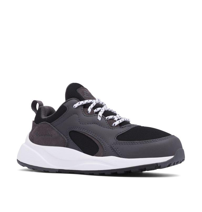 YOUTH PIVOT™ | 010 | 6 Youth Pivot™ sneaker, Black, White, 3/4 front