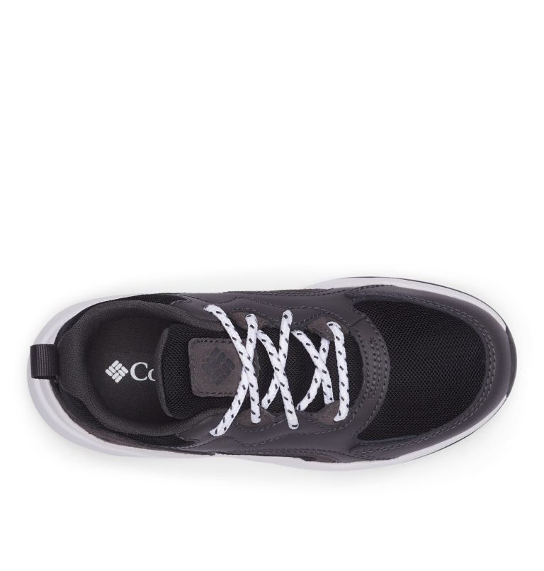 YOUTH PIVOT™ | 010 | 6 Big Kids' Pivot™ Shoe, Black, White, top