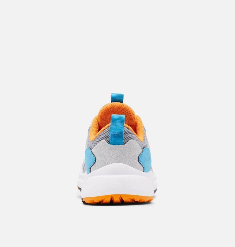 YOUTH PIVOT™ | 088 | 5 Youth Pivot™ sneaker, Steam, Flame Orange, back