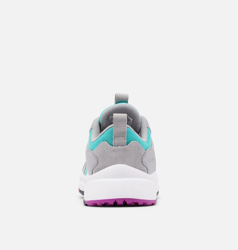 YOUTH PIVOT™ | 356 | 4.5 Youth Pivot™ sneaker, Dolphin, Bright Plum, back
