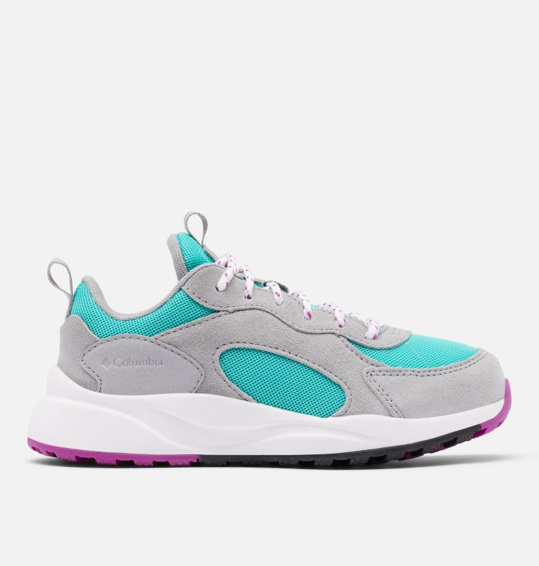 YOUTH PIVOT™ | 356 | 4.5 Youth Pivot™ sneaker, Dolphin, Bright Plum, front