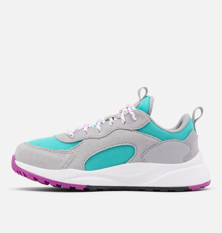 YOUTH PIVOT™ | 356 | 4.5 Youth Pivot™ sneaker, Dolphin, Bright Plum, medial
