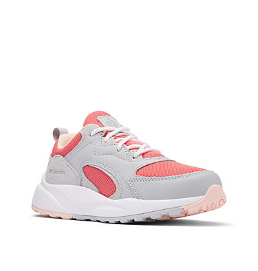 Big Kids' Pivot™ Shoe YOUTH PIVOT™ | 010 | 1, Coral Bloom, Blush Rose, 3/4 front