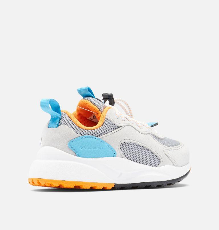 CHILDRENS PIVOT™ | 088 | 8 Kid's Pivot™ sneaker, Steam, Flame Orange, 3/4 back