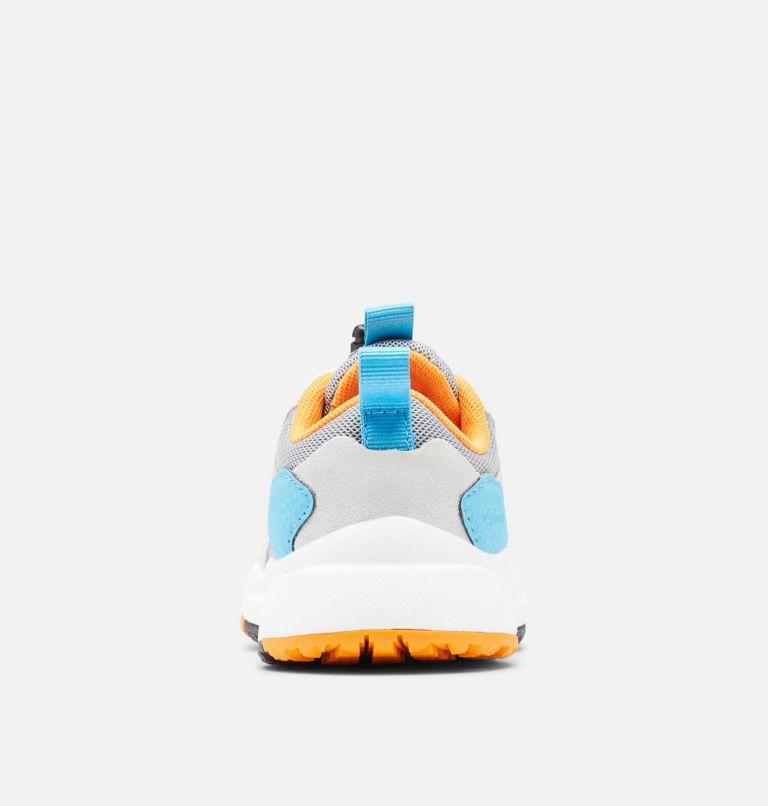 CHILDRENS PIVOT™ | 088 | 8 Kid's Pivot™ sneaker, Steam, Flame Orange, back