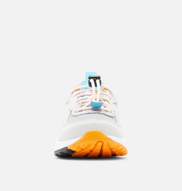 CHILDRENS PIVOT™ | 088 | 8 Kid's Pivot™ sneaker, Steam, Flame Orange, toe