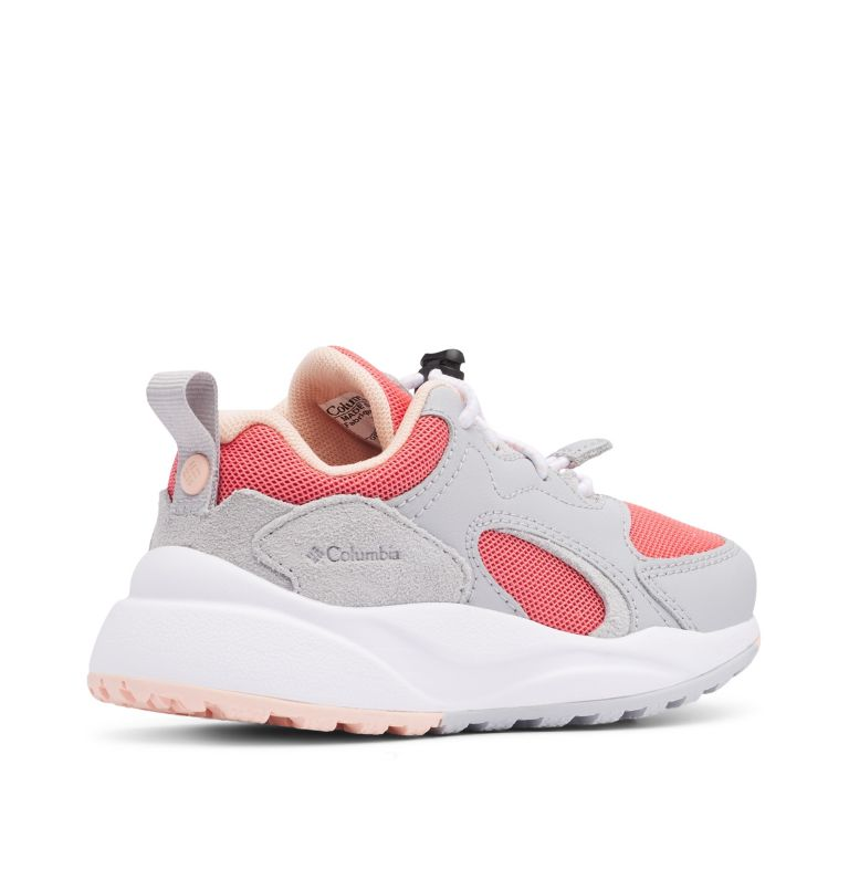 CHILDRENS PIVOT™ | 692 | 9 Pivot™ sneaker da bambino, Coral Bloom, Blush Rose, 3/4 back