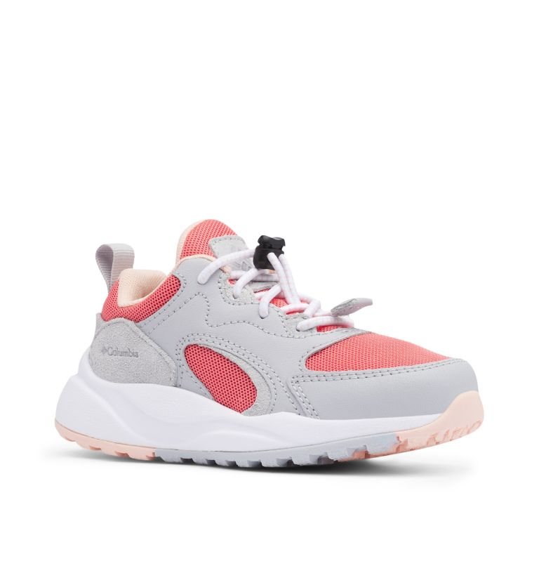CHILDRENS PIVOT™ | 692 | 9 Pivot™ sneaker da bambino, Coral Bloom, Blush Rose, 3/4 front