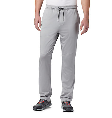Men's Tech Trail™ Knit Pants Tech Trail™ Knit Pant | 010 | L, Columbia Grey, front