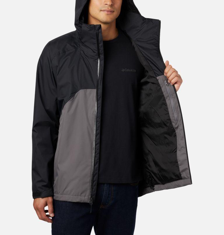 Rain Scape™ Jacket | 010 | M Men's Rain Scape™ Jacket, Black, City Grey, a3