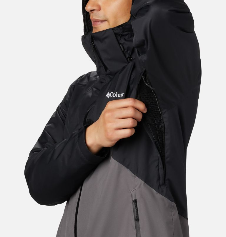 Rain Scape™ Jacket | 010 | M Men's Rain Scape™ Jacket, Black, City Grey, a4