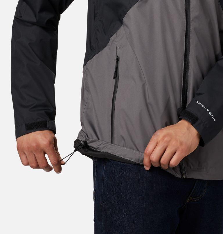 Rain Scape™ Jacket | 010 | M Men's Rain Scape™ Jacket, Black, City Grey, a6