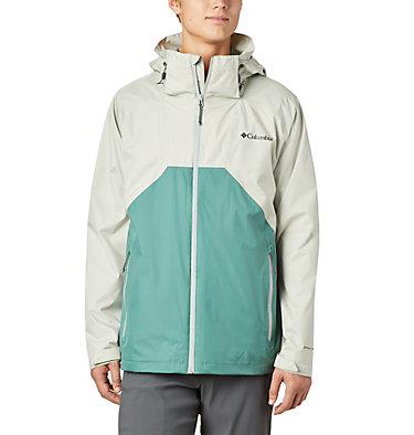 Men's Rain Scape™ Jacket Rain Scape™ Jacket | 370 | S, Pixel, Thyme Green, front