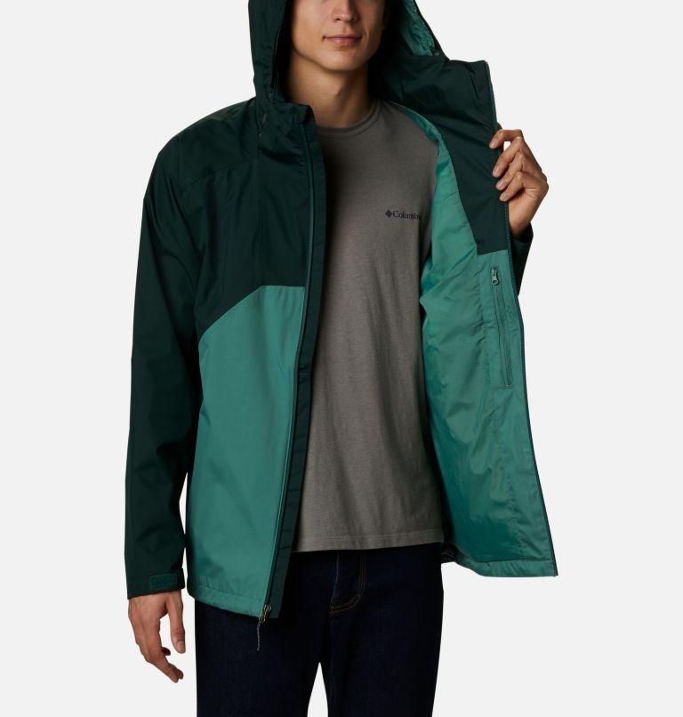 Rain Scape™ Jacket   370   XL Men's Rain Scape™ Jacket, Spruce, Thyme Green, a3