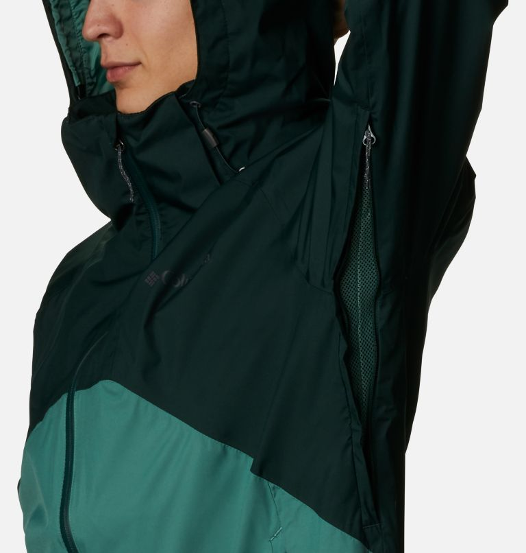 Rain Scape™ Jacket | 370 | XXL Men's Rain Scape™ Jacket, Spruce, Thyme Green, a4