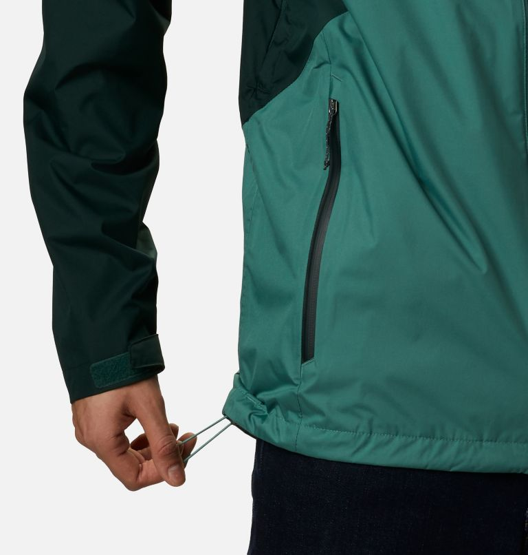 Rain Scape™ Jacket | 370 | XXL Men's Rain Scape™ Jacket, Spruce, Thyme Green, a5