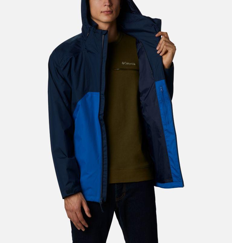 Rain Scape™ Jacket | 465 | L Men's Rain Scape™ Jacket, Collegiate Navy, Bright Indigo, a3