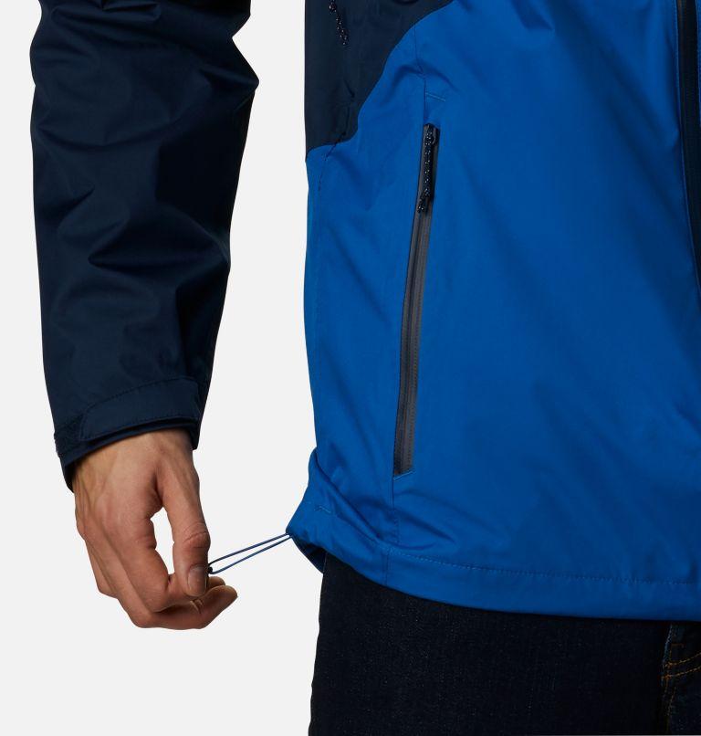 Rain Scape™ Jacket | 465 | XL Men's Rain Scape™ Jacket, Collegiate Navy, Bright Indigo, a5