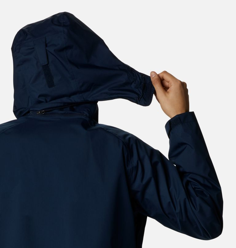 Rain Scape™ Jacket | 465 | L Men's Rain Scape™ Jacket, Collegiate Navy, Bright Indigo, a6