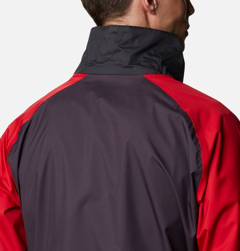 Rain Scape™ Jacket | 511 | XXL Men's Rain Scape™ Jacket, Dark Purple, Mtn Red, Red Jasper, Shark, a6