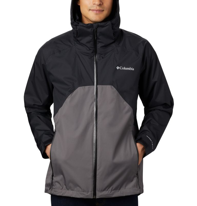 Men's Rain Scape™ Jacket - Big Men's Rain Scape™ Jacket - Big, a2