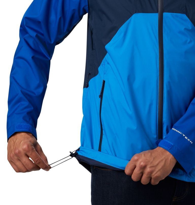 Men's Rain Scape™ Jacket - Big Men's Rain Scape™ Jacket - Big, a2