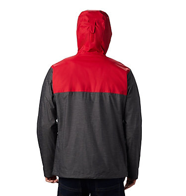 Veste Ridge Gates™ Homme Ridge Gates™ Jacket | 010 | S, Shark Slub, Mountain Red, back