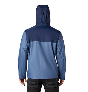 Veste Ridge Gates™ Homme Ridge Gates™ Jacket | 010 | S, Dark Mountain Slub, Collegiate Navy, back