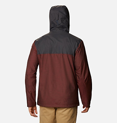 Veste Ridge Gates™ Homme Ridge Gates™ Jacket | 010 | S, Red Jasper Slub, Shark, back