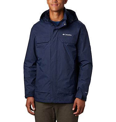Men's Tryon Trail™ Shell - Big Tryon Trail™ Shell | 010 | 3X, Collegiate Navy, front