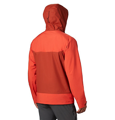 Men's Elk Glen™ Jacket Elk Glen™ Jacket | 010 | L, Carnelian Red, Wildfire, back