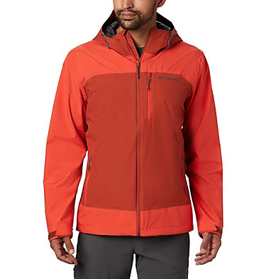 Manteau Elk Glen™ pour homme Elk Glen™ Jacket | 010 | L, Carnelian Red, Wildfire, front
