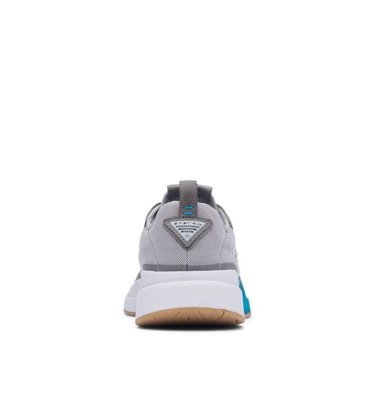 LOW DRAG™ PFG   081   10.5 Men's PFG Low Drag™ Shoe, Dove, Blue Chill, back