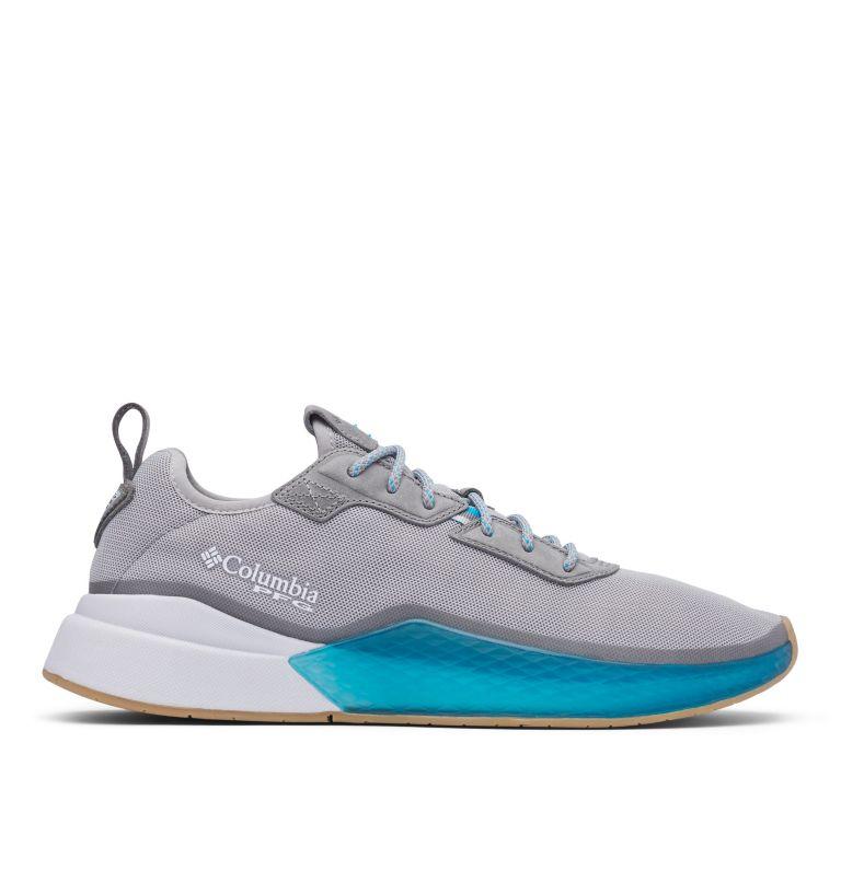 LOW DRAG™ PFG   081   10.5 Men's PFG Low Drag™ Shoe, Dove, Blue Chill, front