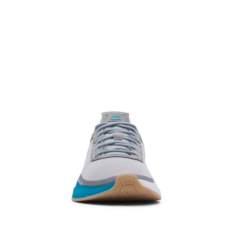 LOW DRAG™ PFG   081   8 Men's PFG Low Drag™ Shoe, Dove, Blue Chill, toe