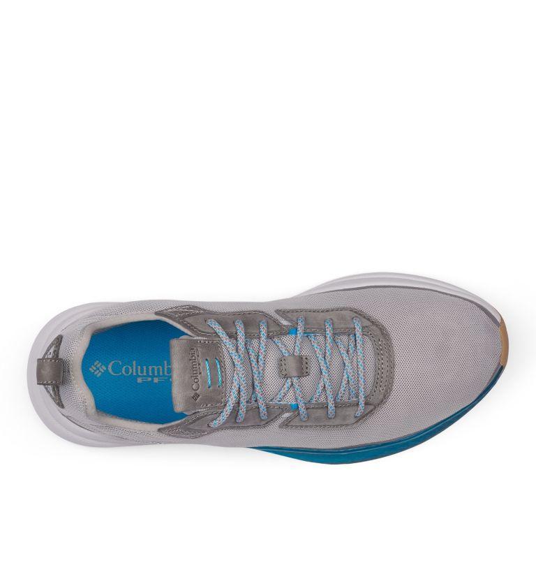 LOW DRAG™ PFG   081   8 Men's PFG Low Drag™ Shoe, Dove, Blue Chill, top