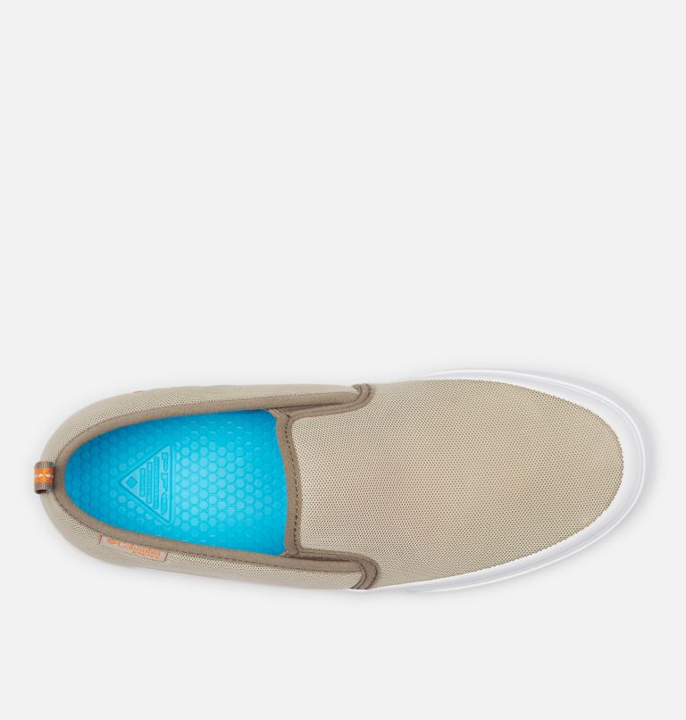 DORADO™ SLIP II | 247 | 7 Men's PFG Dorado™ Slip II Shoe, Canvas Tan, Valencia, top