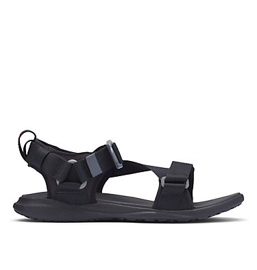 Sandale Columbia™ pour homme COLUMBIA™ SANDAL | 053 | 10, Black, Red Element, front