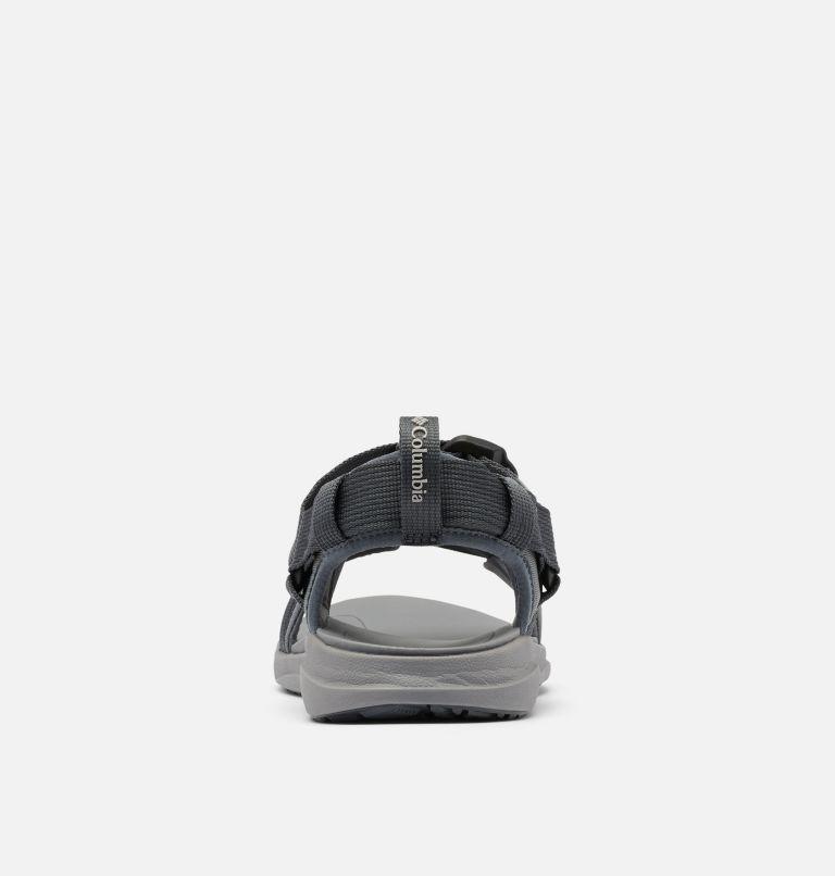 COLUMBIA™ SANDAL   033   15 Men's Columbia™ Sandal, Ti Grey Steel, Steam, back