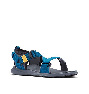 Men's Columbia™ Sandal COLUMBIA™ SANDAL | 053 | 10, Graphite, Phoenix Blue, 3/4 front