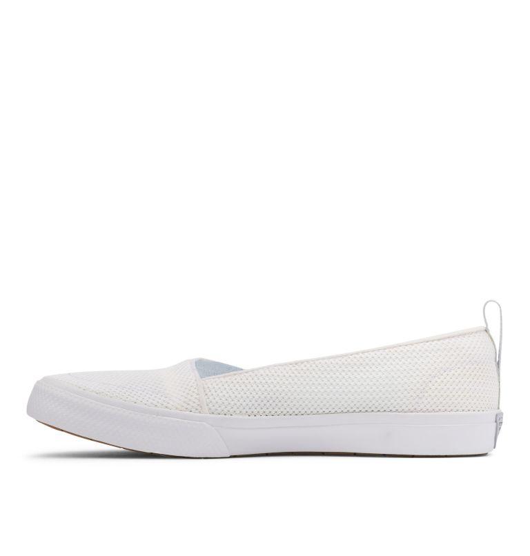 DORADO™ PFG SLIP II | 100 | 7 Women's PFG Dorado™ Slip II Shoe, White, Mirage, medial