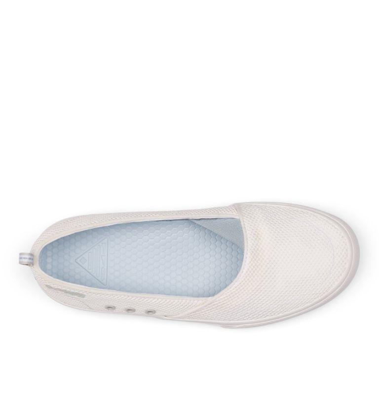 DORADO™ PFG SLIP II | 100 | 11 Women's PFG Dorado™ Slip II Shoe, White, Mirage, top