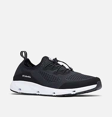 Men's Columbia Vent™ Shoe COLUMBIA VENT™ | 421 | 10, Black, White, 3/4 front