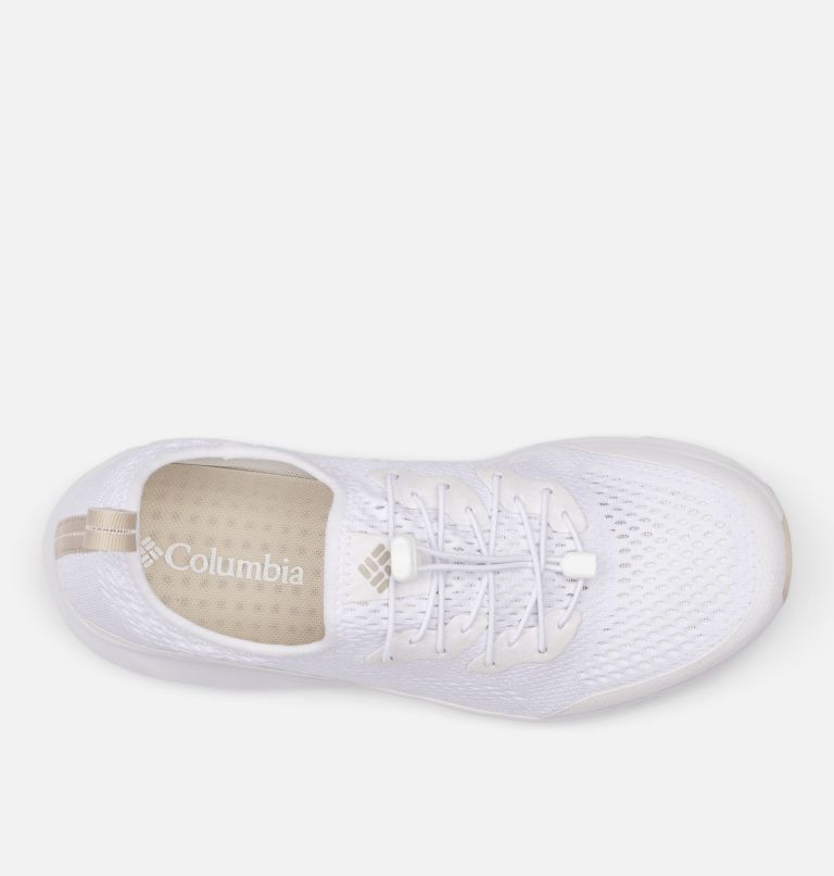 COLUMBIA VENT™ | 100 | 5.5 Women's Columbia Vent™ Shoe, White, Dark Stone, top