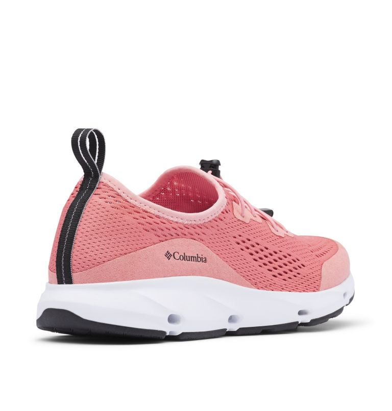 COLUMBIA VENT™ | 616 | 11 Women's Columbia Vent™ Shoe, Canyon Rose, Black, 3/4 back