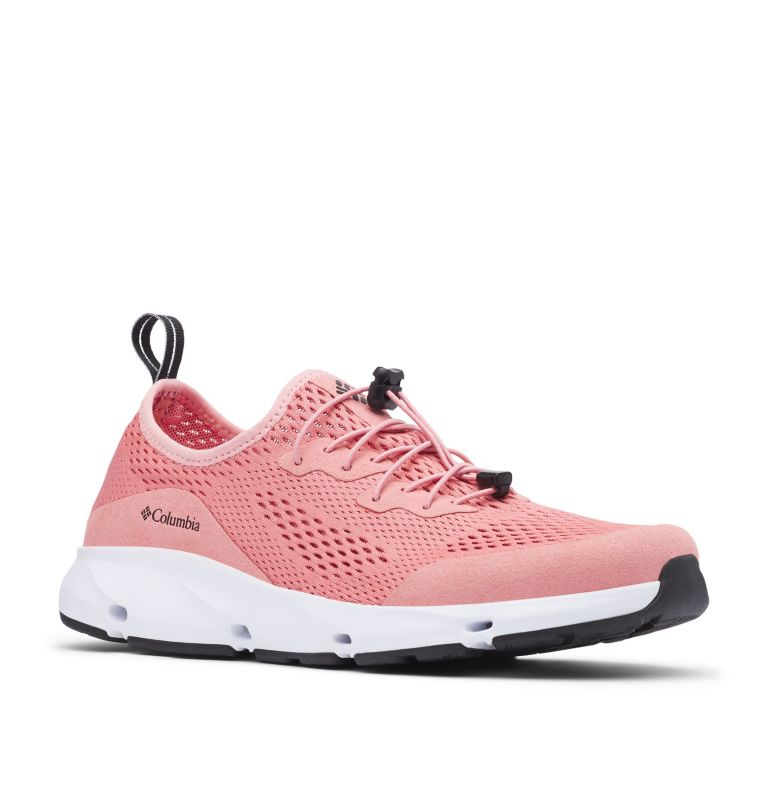 COLUMBIA VENT™ | 616 | 11 Women's Columbia Vent™ Shoe, Canyon Rose, Black, 3/4 front
