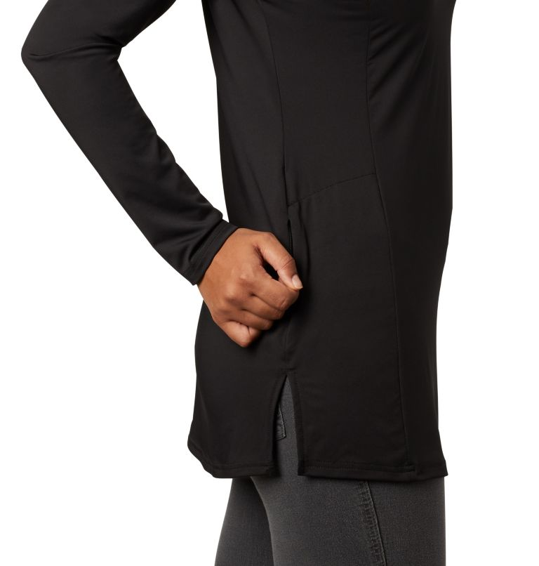 Chill River™ Hooded Tunic | 010 | XL Women's Chill River™ Hooded Tunic, Black, a3